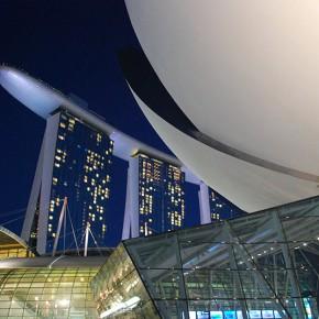 シンガポールへの旅 1
