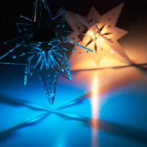 銀座おとな塾にて「LEDで光るオーナメントをつくろう」ワークショップを行います