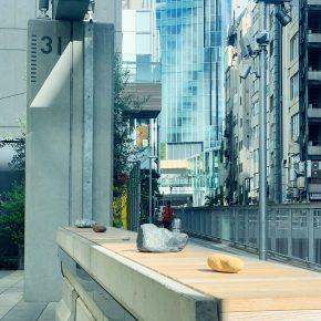 音と光、手触りが感覚をひらく、ストリートファニチャーを用いた情動デザイン@渋谷リバーストリート