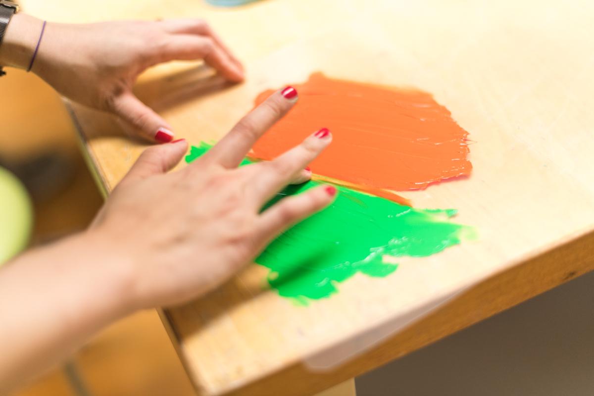 MATHRAXは手を使って描く