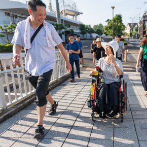 「美術館まで(から)つづく道」車椅子ユーザーと歩くフィールドワーク〈4〉