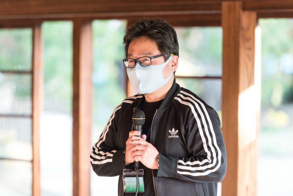 講師の田所淳氏